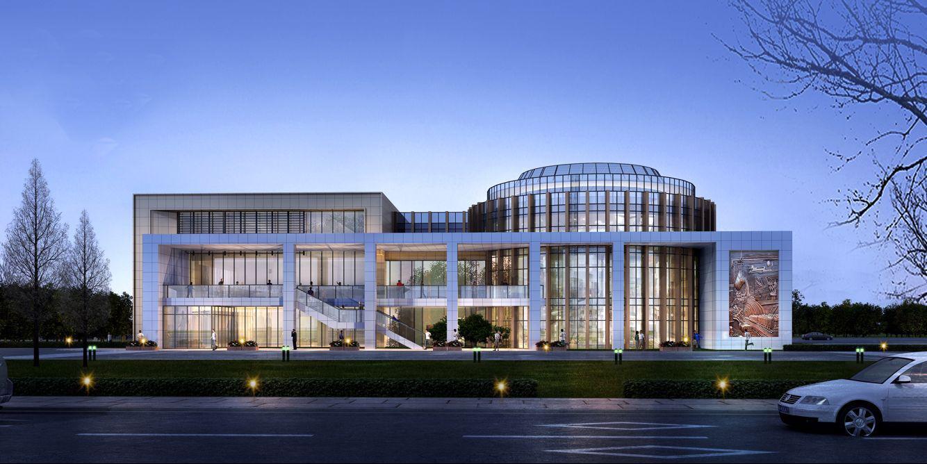 铜陵市铜文化园综合服务中心智能化工程
