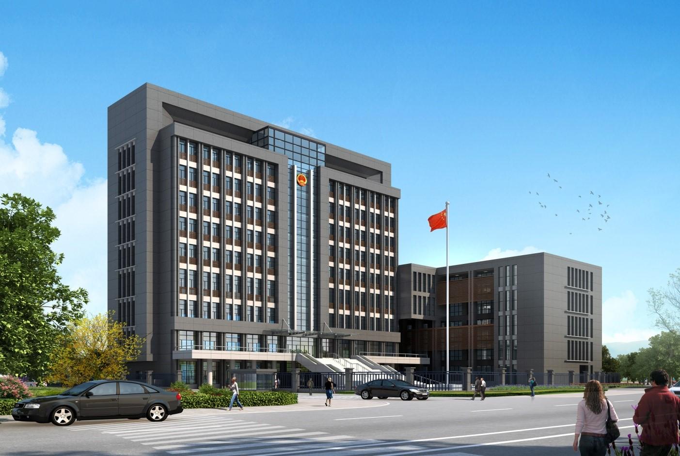 铜陵市铜官山区人民法院审判用法智能化工程项目