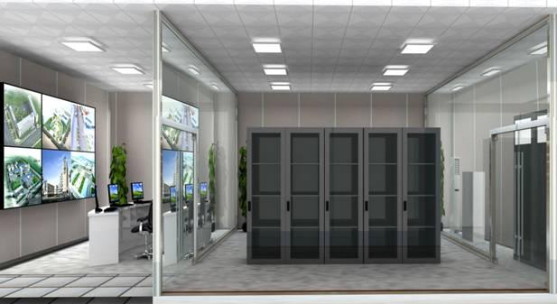 铜陵教育城域网、网家网上主考巡查及校园安防监控系统项目