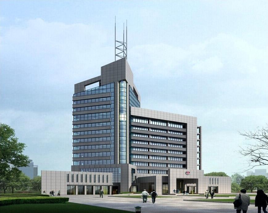 铜陵市消防支队办公大楼智能化工程项目